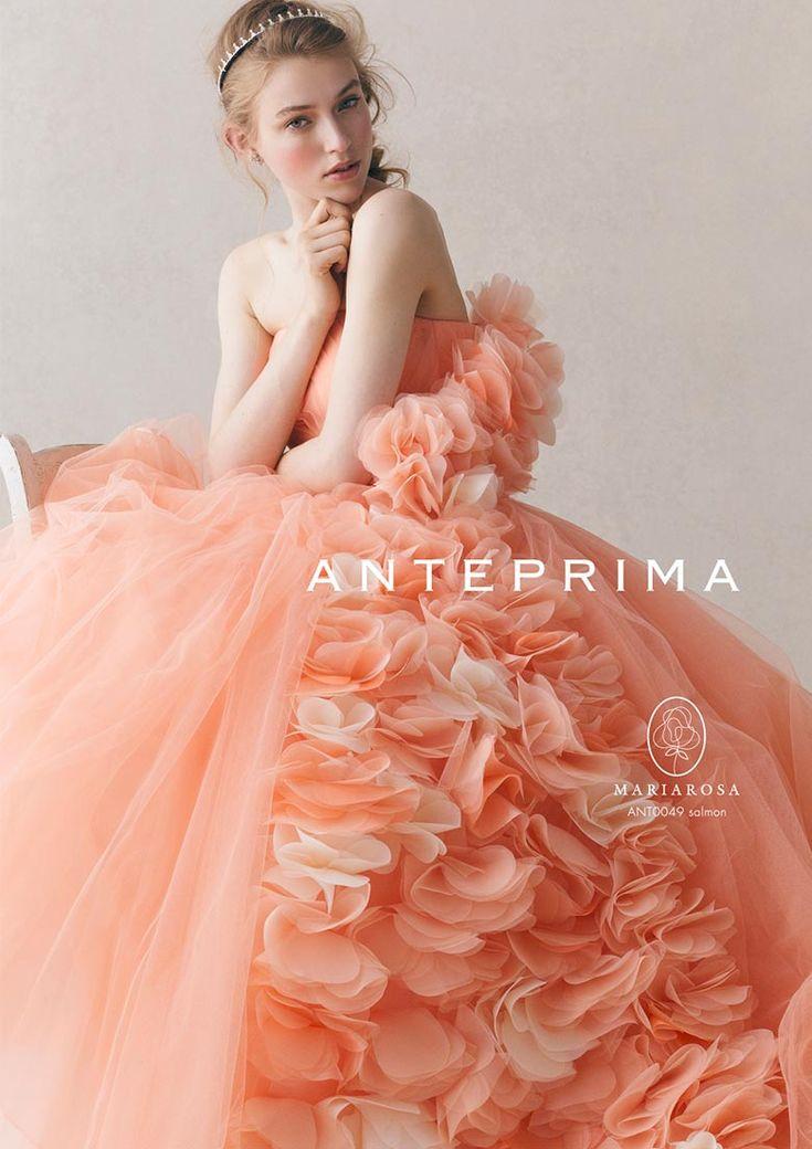Anteprima_ [formal ballgown dress]