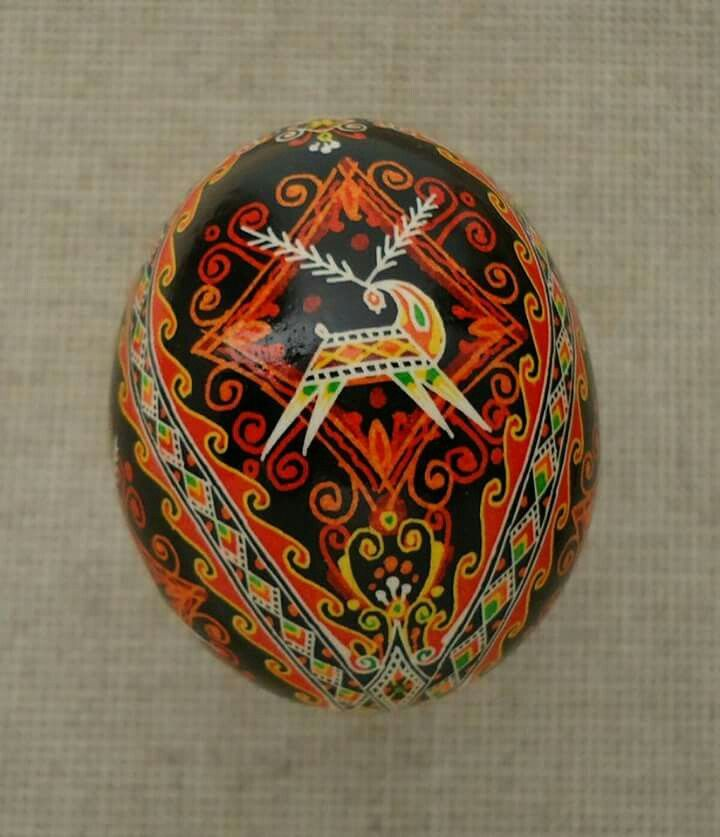 Pysanky Eggs A Collection Of Ideas To Try About Science