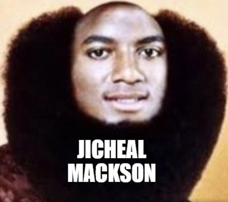 Jicheal Mackson in 2020   Really funny memes, Stupid memes ...