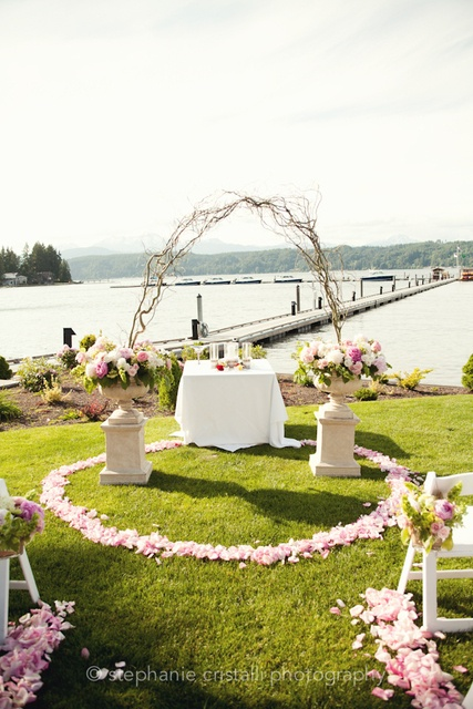 Pretty wedding locale #wedding