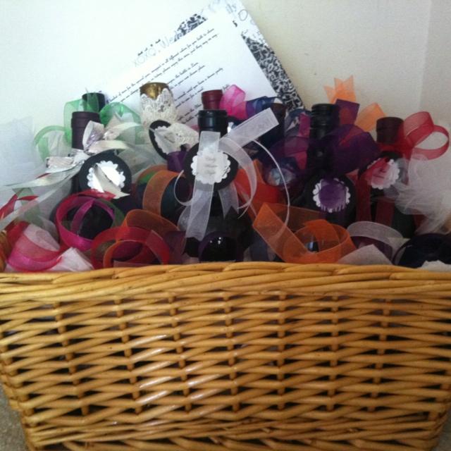 best diy wedding wine basket ideas images on, Baby shower invitation