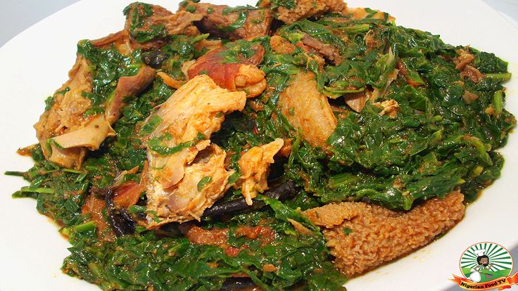 Nigerian soup recipe nigerian soup recipes african for African continental cuisine