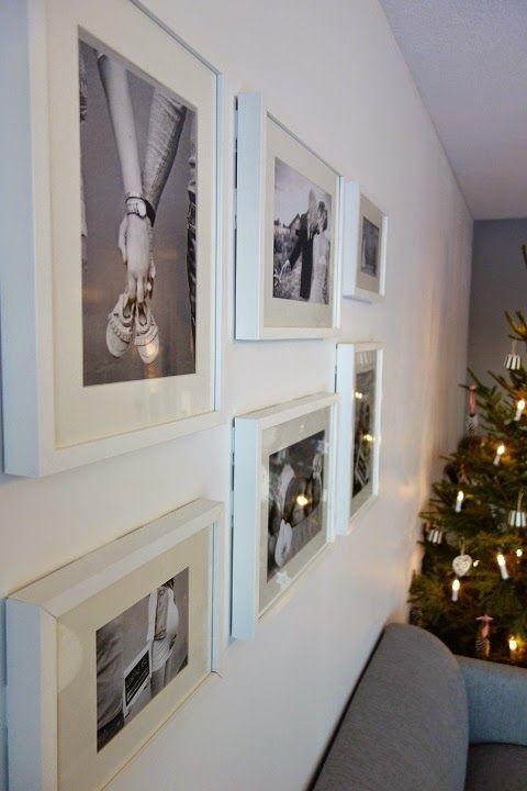 DecoDreamer's Diary: Hang frames without nails, 3M, picture hanging strips, ripusta, taulu, ilman nauloja, seinälle, taulukiinnike