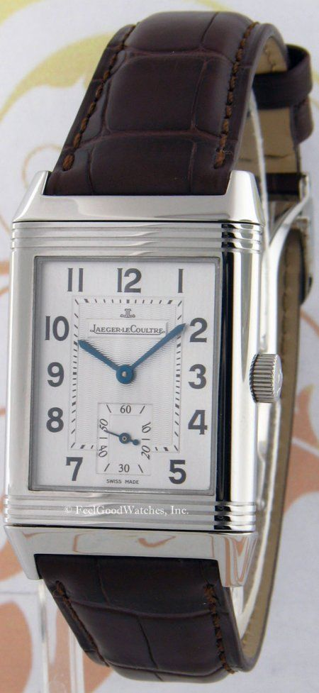 Jaeger-LeCoultre 270.84.10 Reverso Grande Taille, Steel