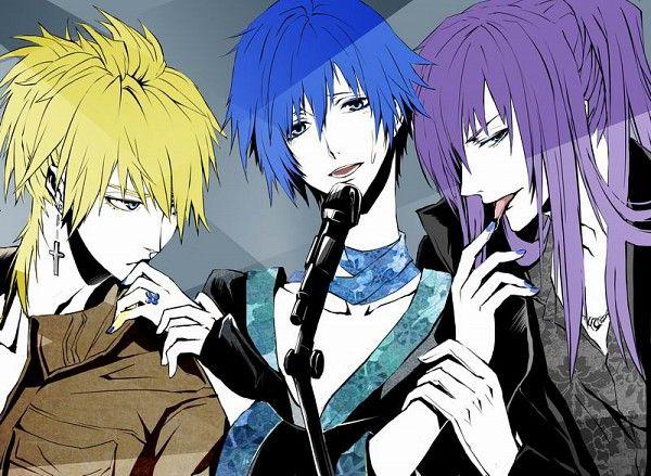 Len x Kaito x Gakupo (Vocaloid) by Pixiv ID # 1669759 ... Kaito X Len X Gakupo