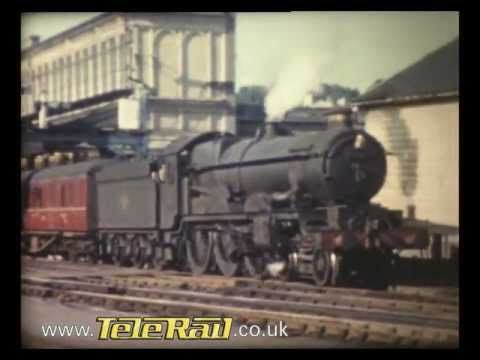 Steam World Archive 18 Wales and the Borders - Telerail - YouTube