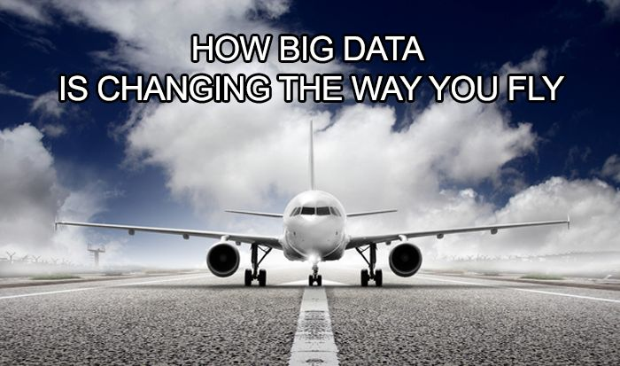 #ArtificialIntelligence impacts the way you fly.