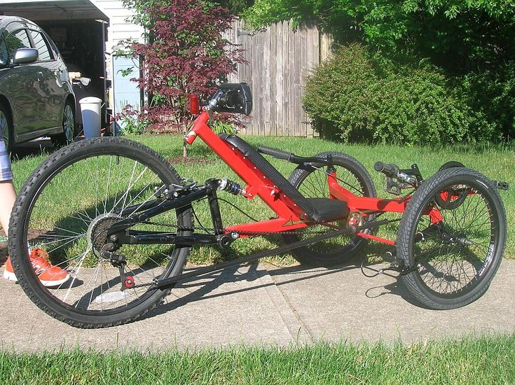 391 Best Bicycling N Recumbent Trikes Images On Pinterest Car