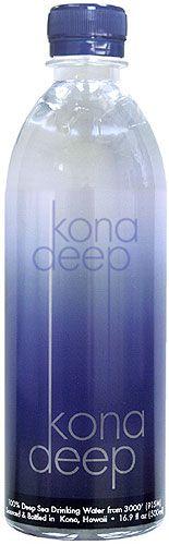 Kona Deep Bottled Water