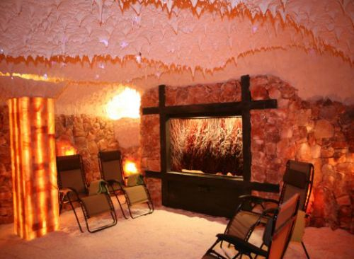 Himalayan Salt Caves Solana Salt Cave Fashion