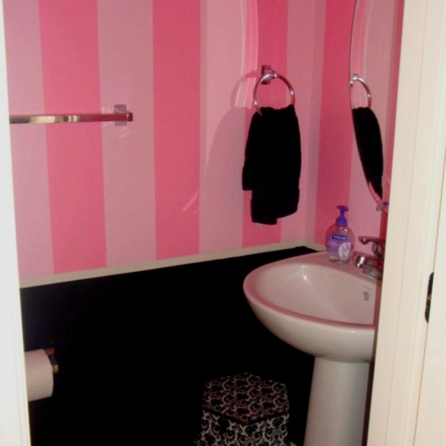 Victoria secret bathroom ideas for my house pinterest for Victoria secret bathroom ideas