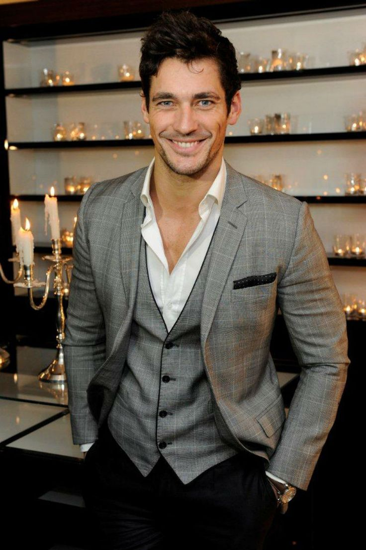 That Smile.. Be Careful Where You Flash It Gandy..
