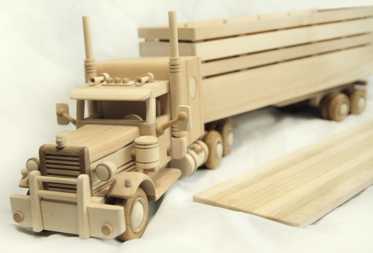Wooden Trucks Toys And Joys : Pin by alex f kurt on деревянные машины pinterest toy