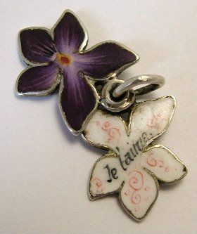 359 Best Vintage Charms Images On Pinterest Charm