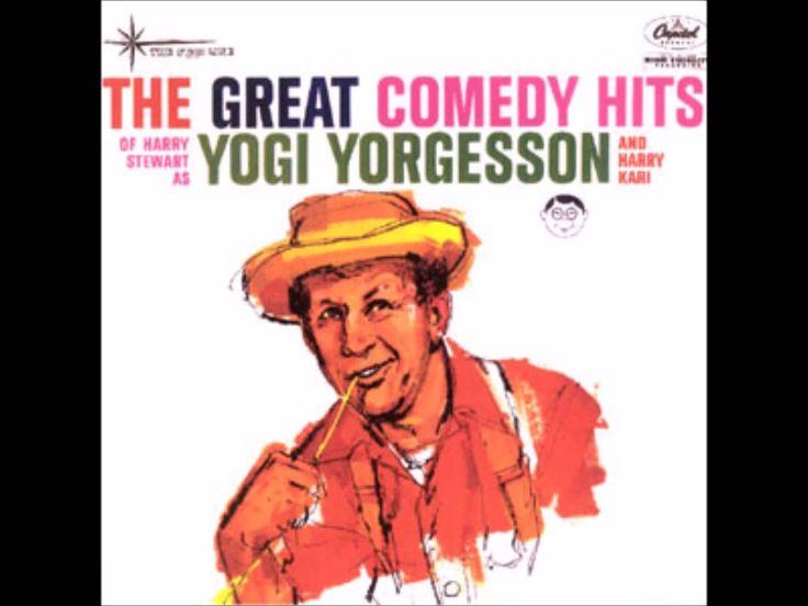 Yogi Yorgesson - Cookies and Pie