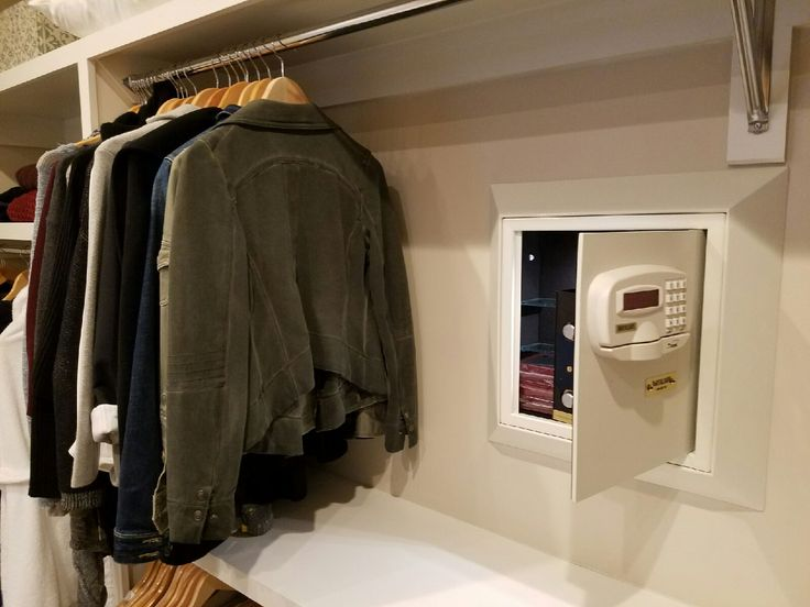 Marvelous The Silver Wall Safe Is Easy To Install. Every Safe Comes With A Template  So You Know The Best Spot To Cut Into The Drywall. And We Are Always  Available To ...