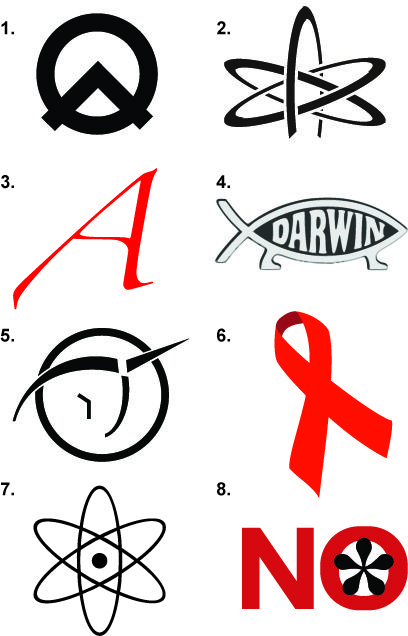 A while back I made a post with a number of atheist symbols and logos. There was a lot of them... some were serious, some were fun and some were... controversial. Since that post I've had a few req...