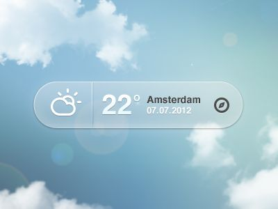 Weather_dribbble