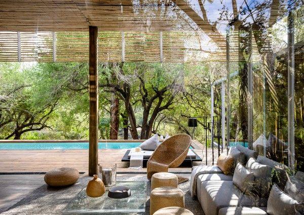 Die hochmoderne Singita Lebombo Lodge im Krüger Nationalpark hat renoviert und ausgebaut - und dabei aufs Wesentliche reduziert.