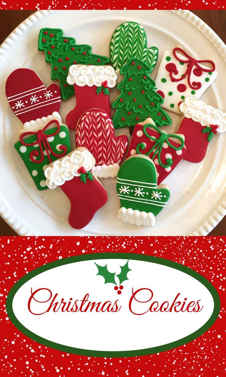 Best 25+ Cute christmas cookies ideas on Pinterest ...