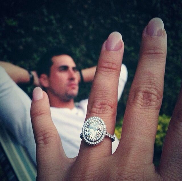 Seriously my dream ring!! Bachelorette Andi Dorfman's gorgeous engagement ring!!!!!