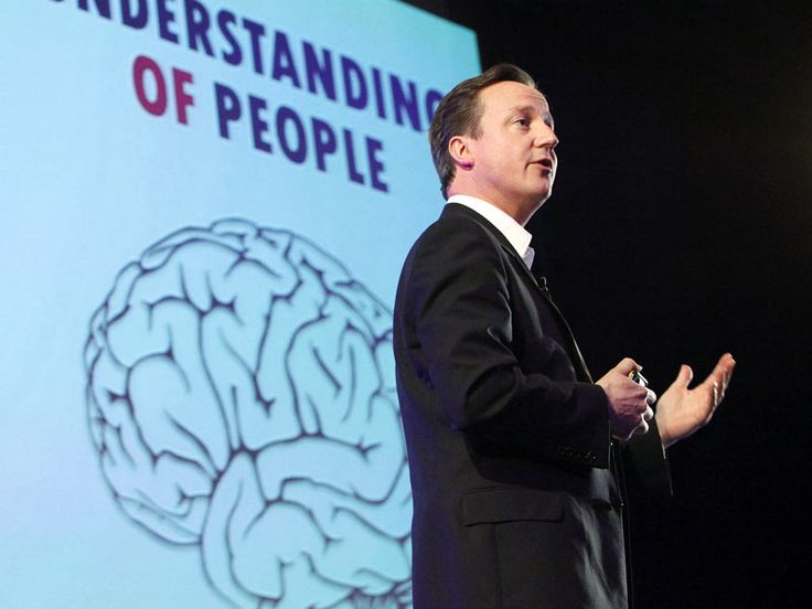 David Cameron: The next age of government | Video on TED.com