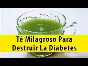 Té de Jengibre y Canela para DIABETICOS (Como Bajar el Azúcar ALTA con Té -Glucosa -Diabeticos) - YouTube