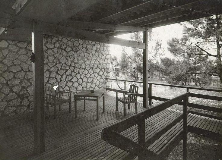 """Fondation Le Corbusier - Buildings - Villa """"Le Sextant"""""""