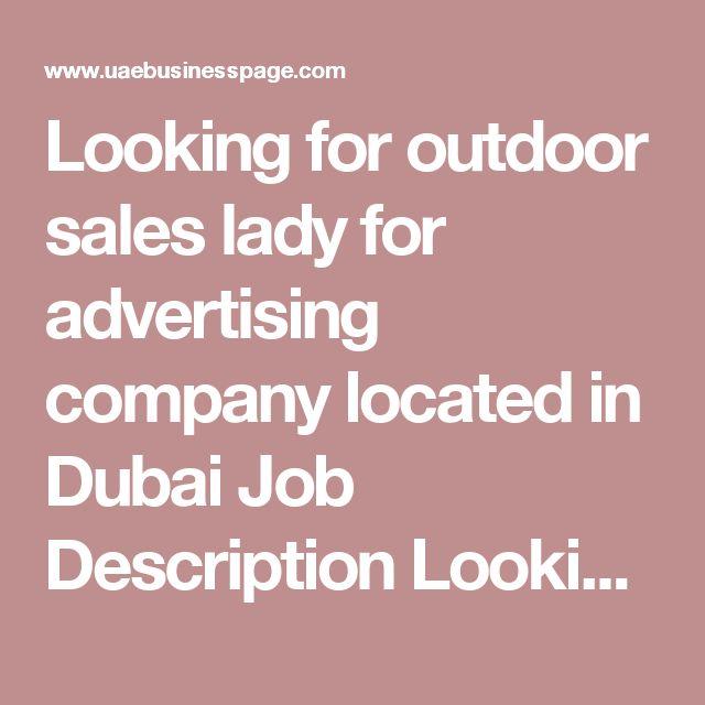 Urgent Hiring for Female Reservation Agent here in Dubai Job - sales assistant job description