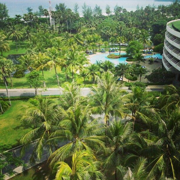 Hilton Arcadia,  Karon Beach, Phuket, Thailand
