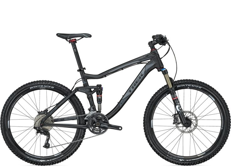 This is the bike that made me want to start mountain biking. One day I'll own one.