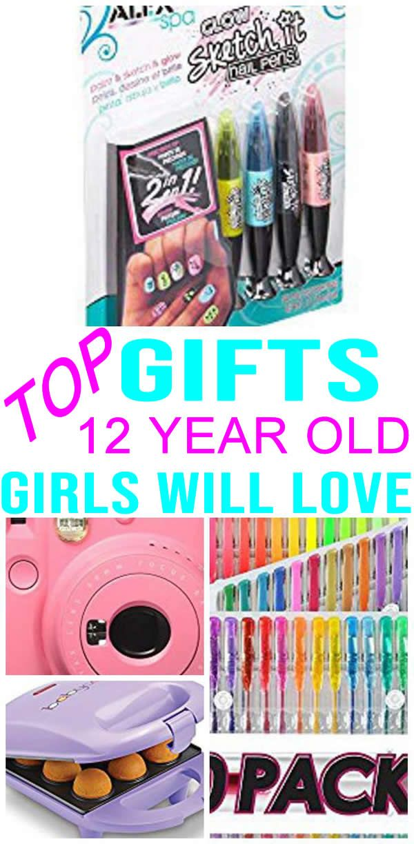 Top 12 Year Old Girls Gift Ideas 12 Year Old Christmas Gifts Little Girl Gifts 13 Year Old Christmas Gifts