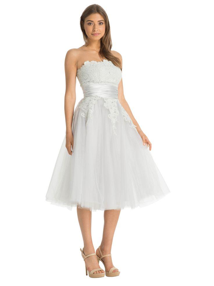 8 best brautkleid kurz images on Pinterest   Bridal dresses, Wedding ...