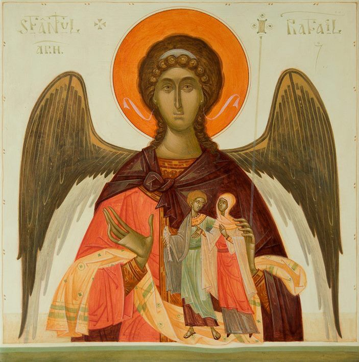 Gabriel Toma Chituc-Archangel Rafael