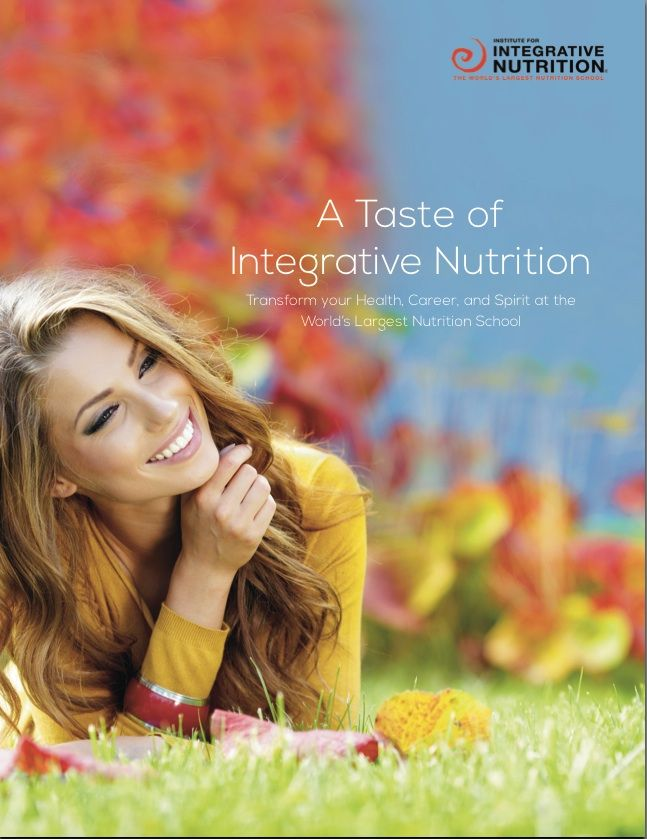 Get a taste of integrative nutrition!