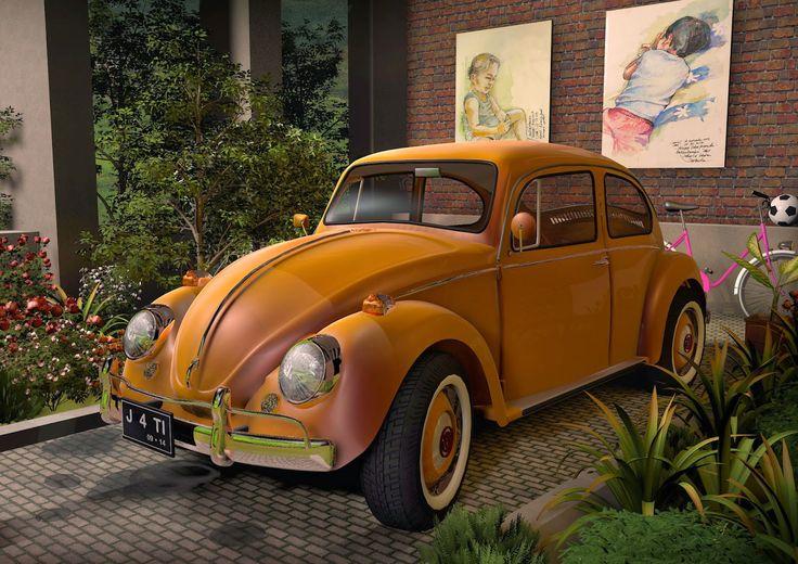 Jatmika: VW Kodok