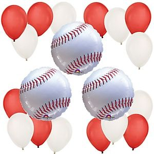 Batter Up - Baseball - Baby Shower Theme | BigDotOfHappiness.com