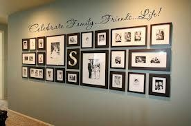 family picture frames collage set - Google Search
