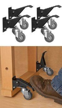 Workbench Caster Set of 4