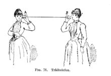 History of the telephone - Wikipedia, the free encyclopedia