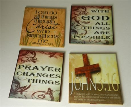 25 best ideas about do not worry scripture on pinterest for Best coasters for sweaty drinks