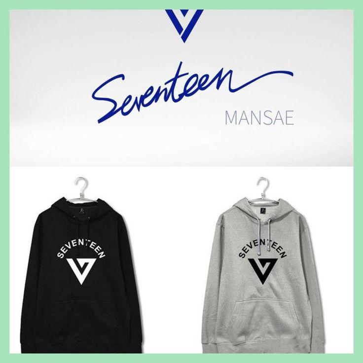 Kpop Diecisiete 17 Cap Capucha MUY AGRADABLE Sweatershirt Unisex VERNON HOSHI Mujeres hoodie de La Manera