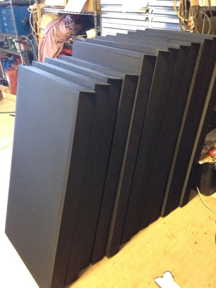 Oh Brother: Weekend DIY: Acoustic Panels