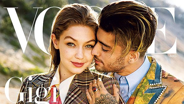 Gigi Hadid & Zayn Malik Are Ultimate Couple Goals On The Cover Of 'VOGUE' https://tmbw.news/gigi-hadid-zayn-malik-are-ultimate-couple-goals-on-the-cover-of-vogue  Gigi Hadid and Zayn Malik solidified their role as the most fashionable couple in Hollywood with a seriously swoon-worthy cover of 'VOGUE' magazine's August 2017 issue — you HAVE to check out these pics.Gigi Hadid, 22, and Zayn Malik, 24, aren't just couple goals — they're style goals, too. The fashionable pair collaborated and…