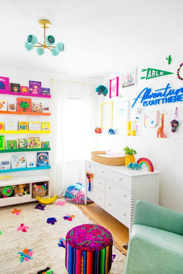 Arlo S Nursery Reveal Playroom Design Baby Nursery Decor