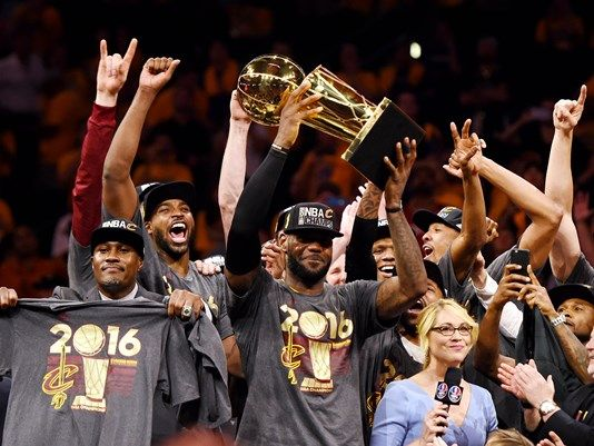 Cleveland Cavaliers defeats Golden State Warriors 93-89 in game seven of the NBA finals and win a first-ever title for the franchise. For more sports available in asian bookie you may open an account with us. Register now! #Biggerlimits #BestOdds #FastestPayout http://ow.ly/PrlD301r7ZF