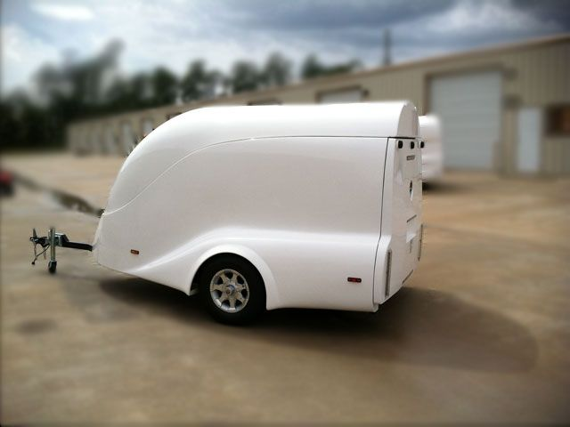 9 Best Images About Trailers Light Weight Enclosed And