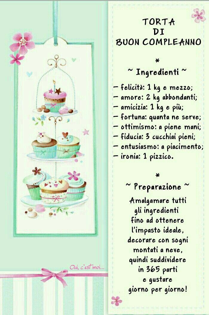 Buon compleanno #compleanno ♡ Graziella ~ Oui, c'est moi...