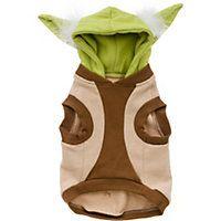 STAR WARS Yoda Dog Hoodie