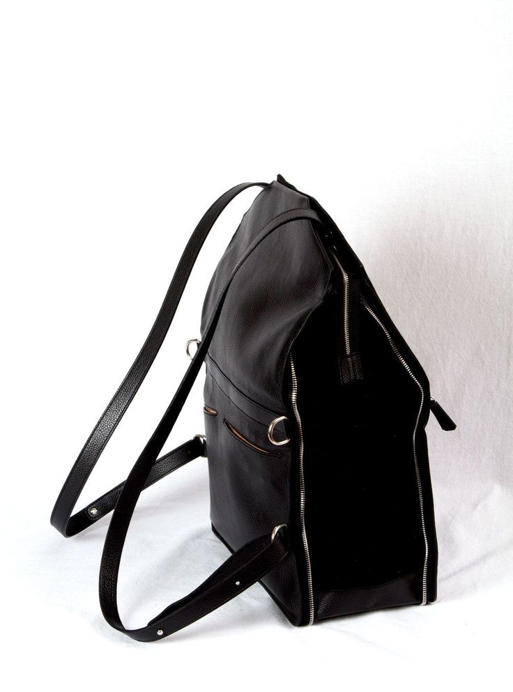 The product Bukvy Bag - Black is sold by Bukvy in our Tictail store. Tictail lets you create a beautiful online store for free - tictail.com